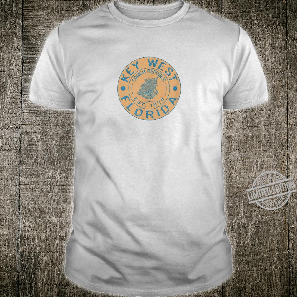 JCombs Key West, FL, Conch Republic Shirt