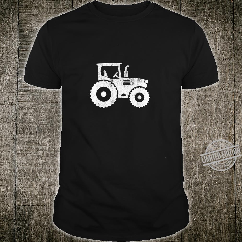 Kids Classic Tractor Shirt
