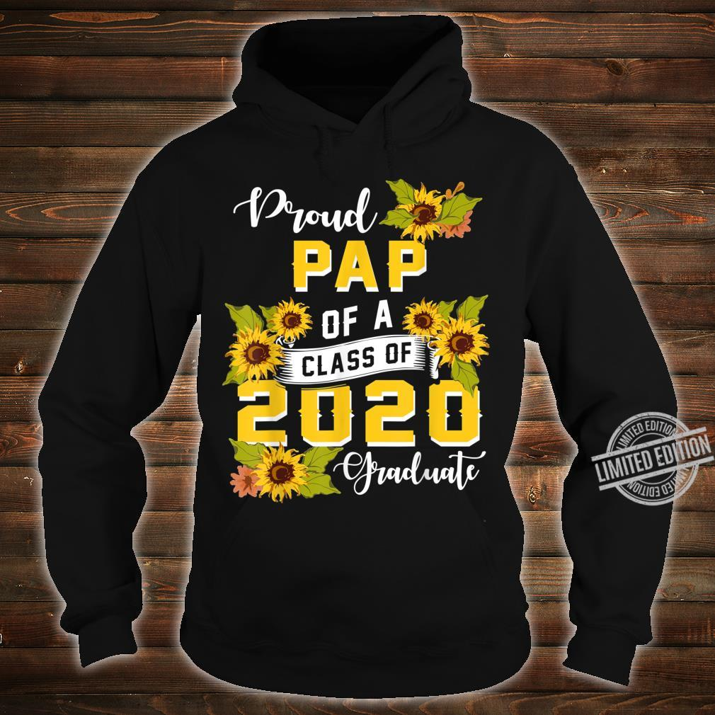 Mens Proud Pap Of A Class Of 2020 College Graduate Shirt hoodie