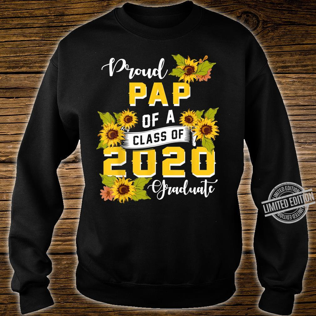 Mens Proud Pap Of A Class Of 2020 College Graduate Shirt sweater