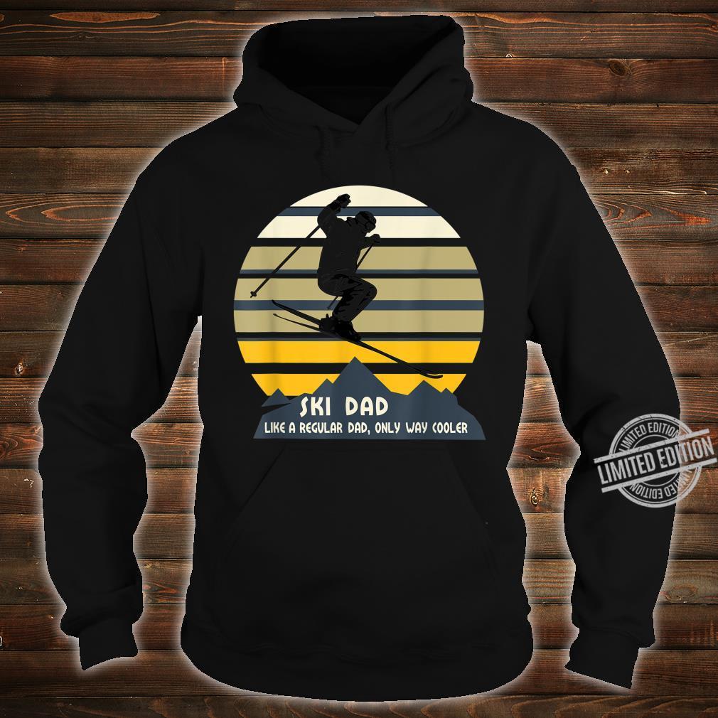 Mens Ski Dad Winter Sport Skiing Ski Shirt hoodie