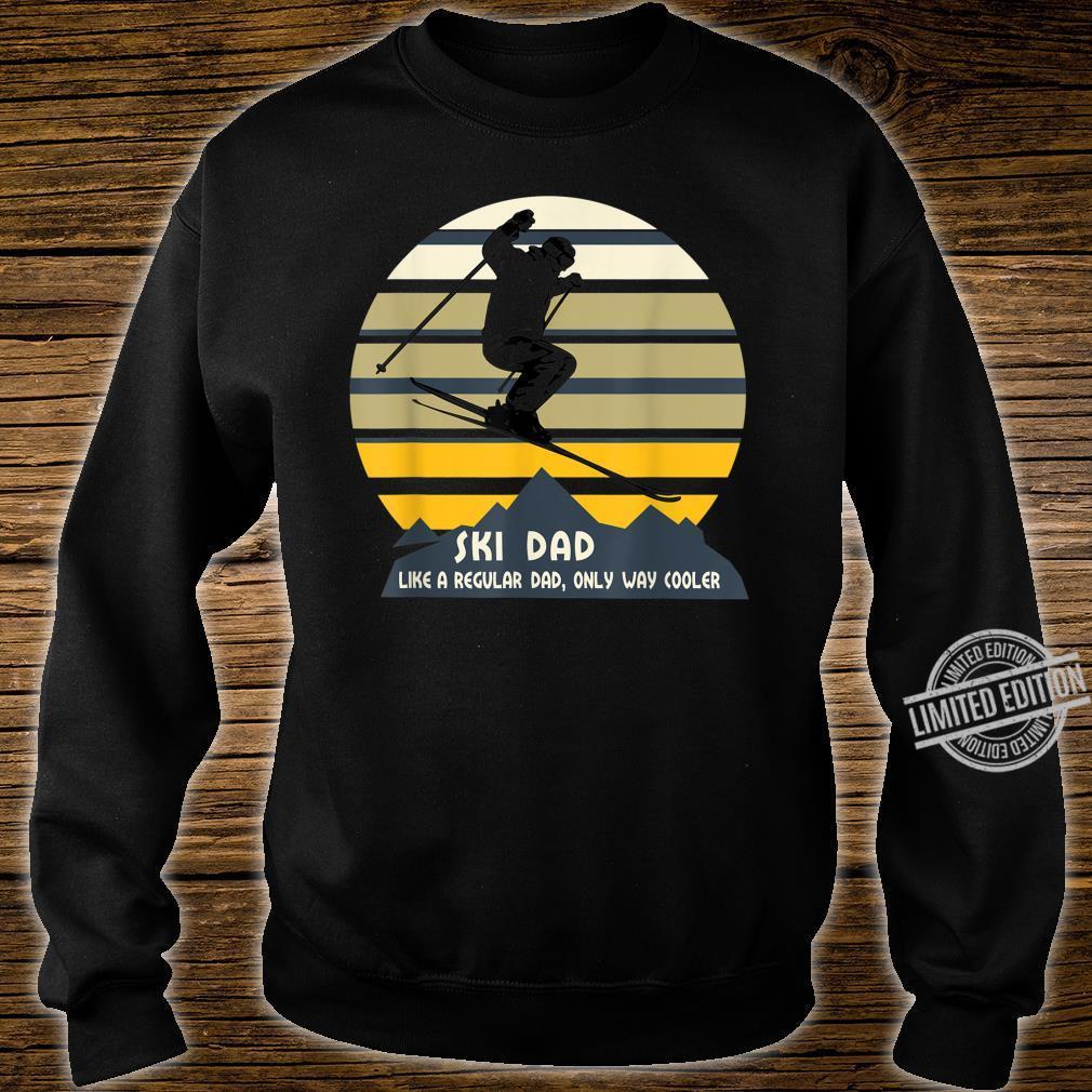 Mens Ski Dad Winter Sport Skiing Ski Shirt sweater