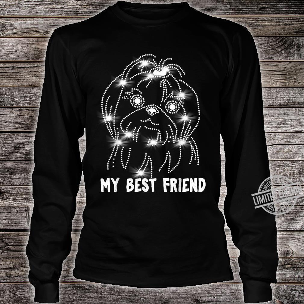 My Shih Tzu Best friend Shirt long sleeved