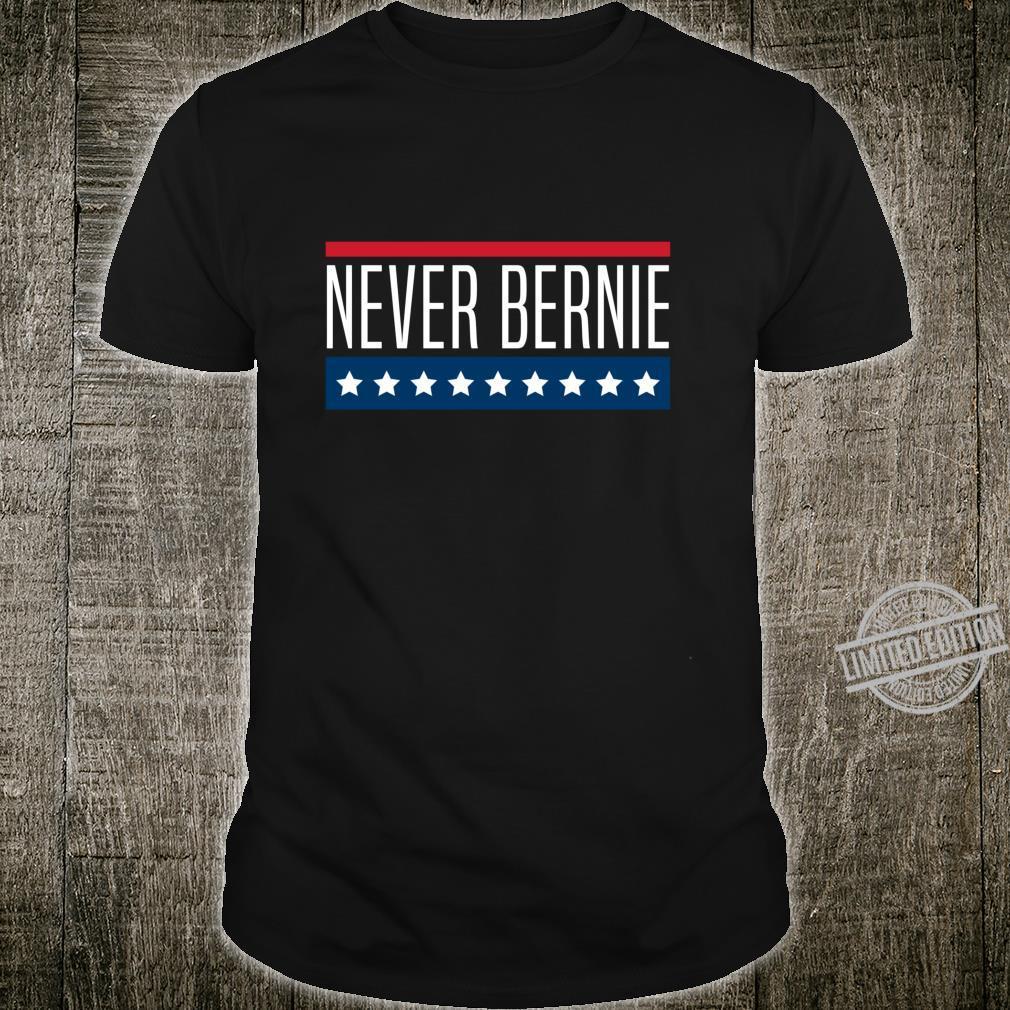 #NeverBernie Never Bernie Shirt