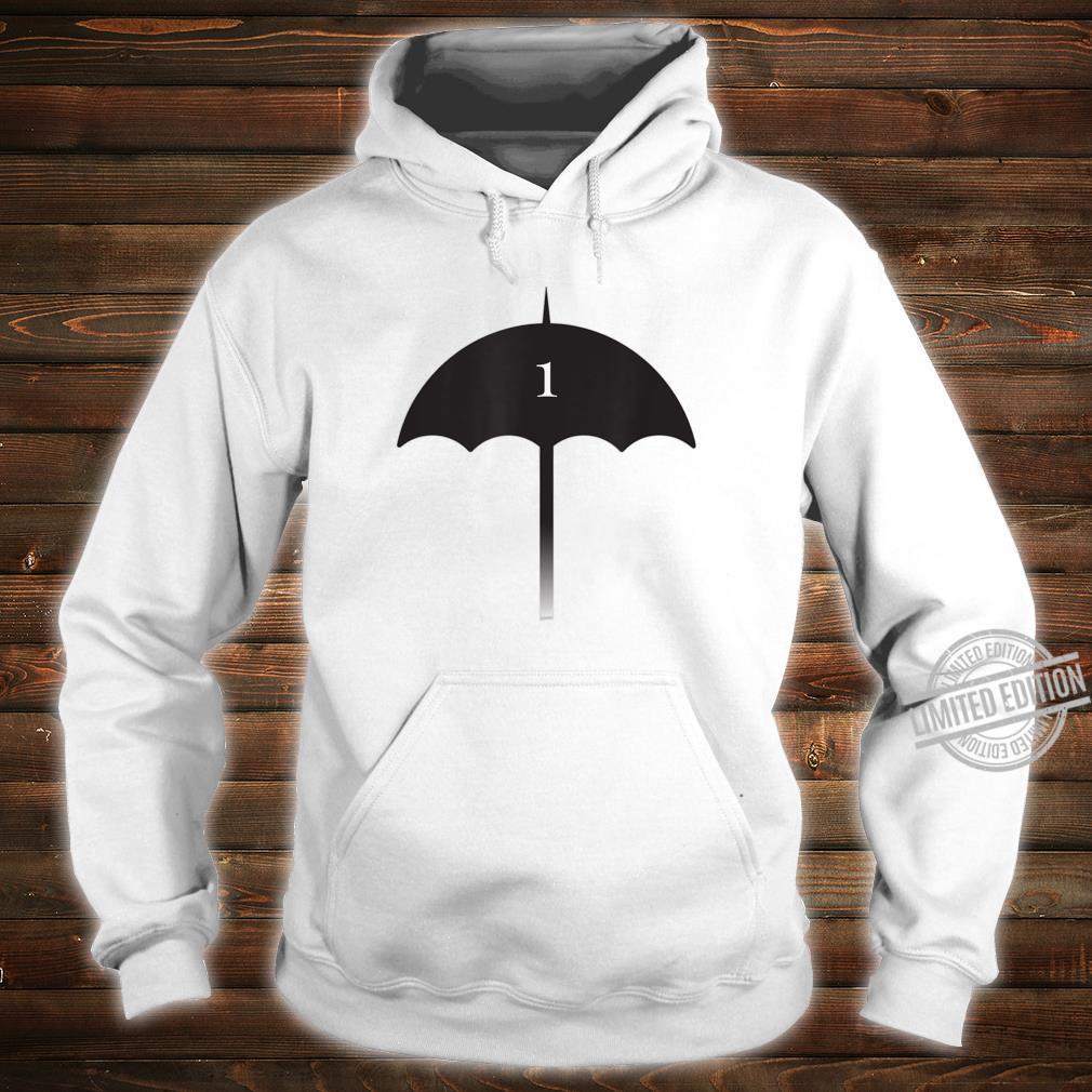 Number 1 Umbrella Shirt Superhero Shirt hoodie