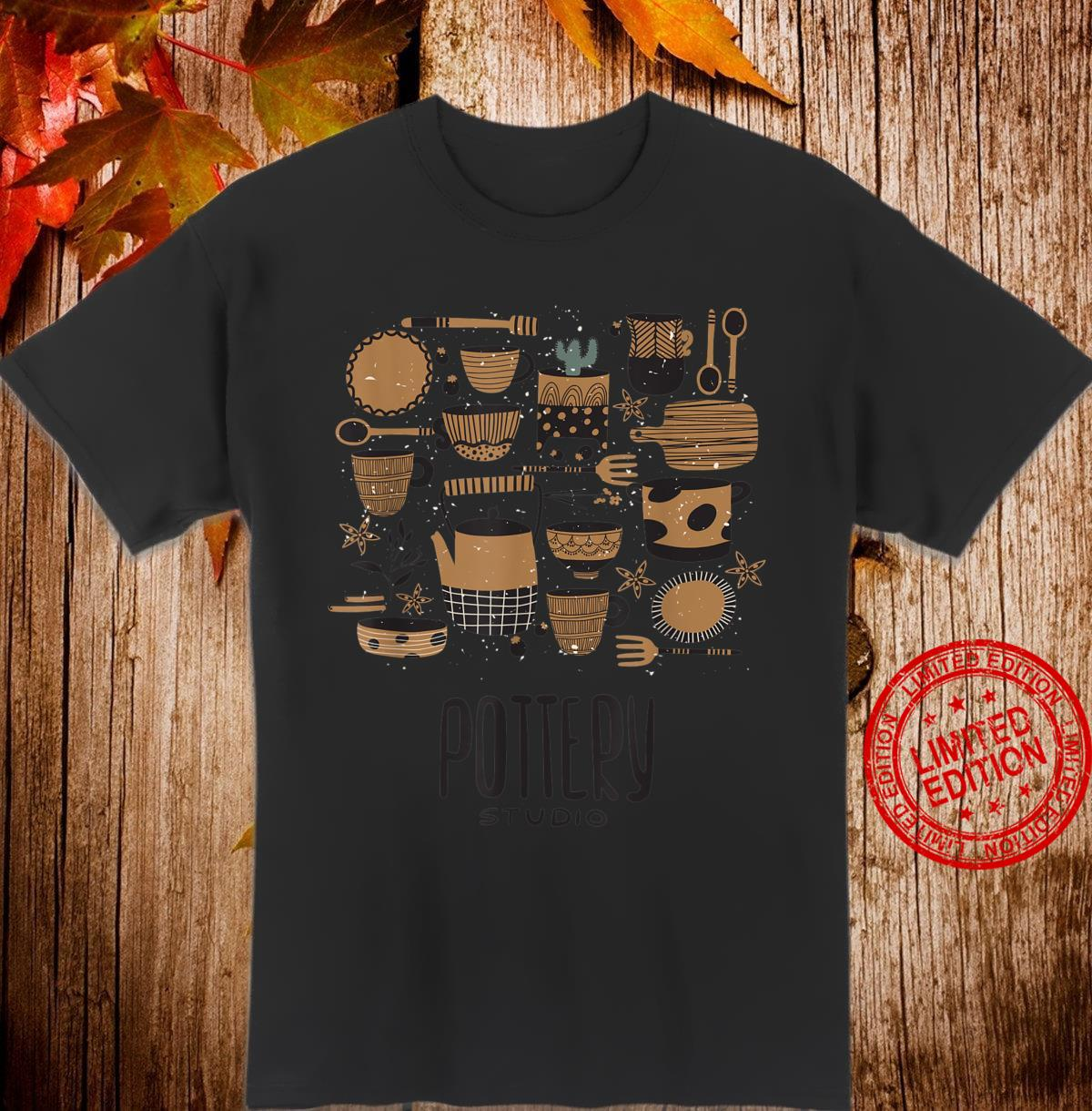 Pottery Studio Design Shirt