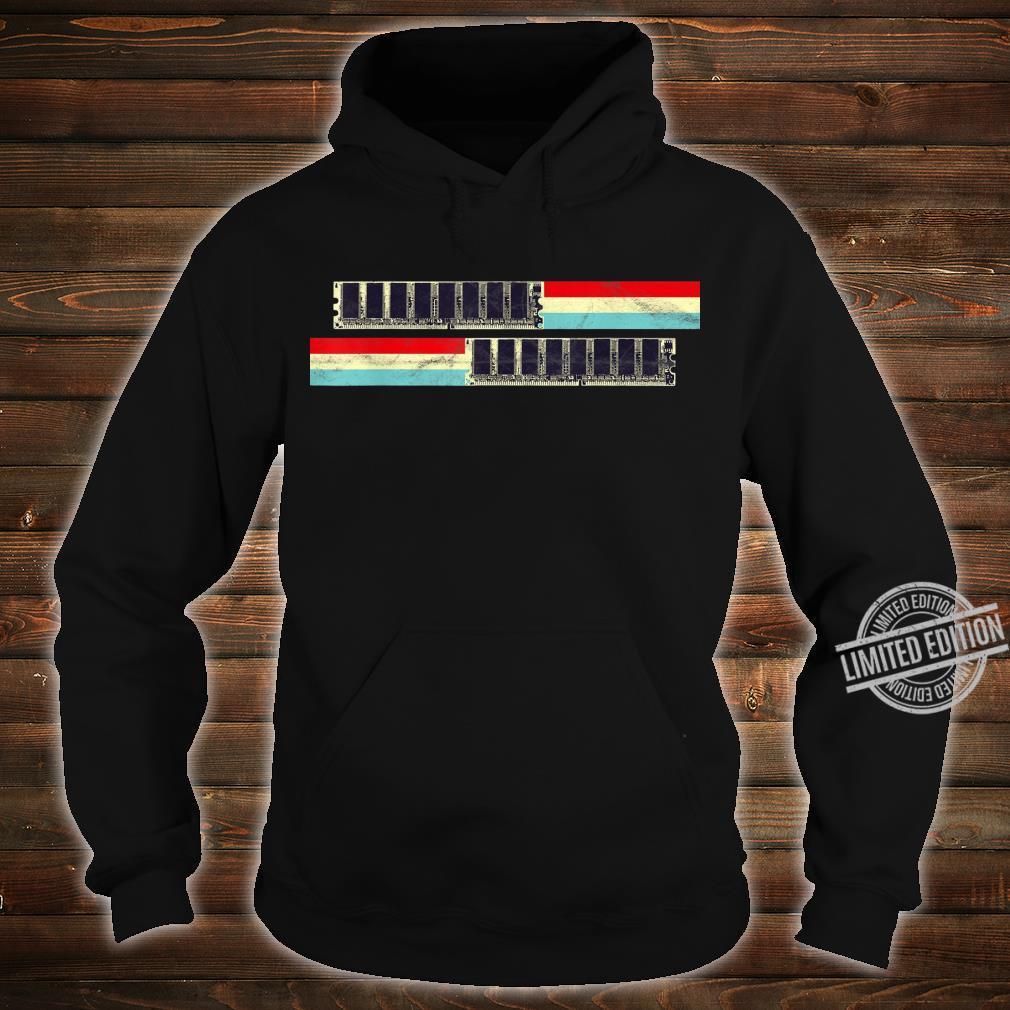 RAM Memory Hardware Developer Computer Scientist Geek Coder Shirt hoodie