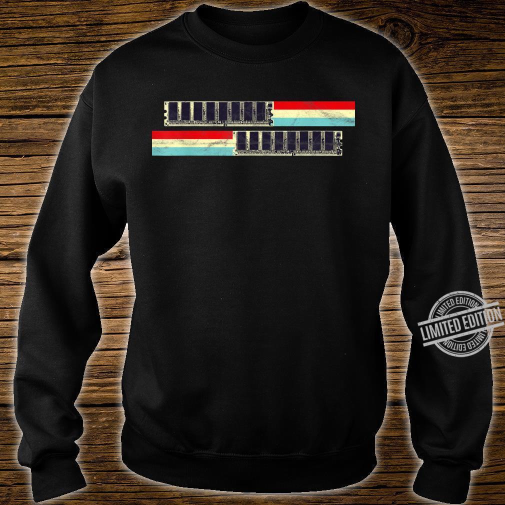 RAM Memory Hardware Developer Computer Scientist Geek Coder Shirt sweater