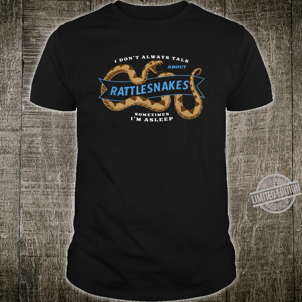 Rattlesnake, Cute Rattlesnake Rattlesnake Shirt