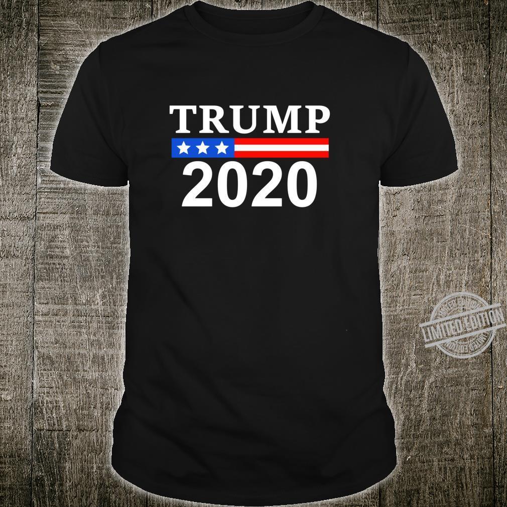 ReElect President Donald Trump 2020 Flag Shirt