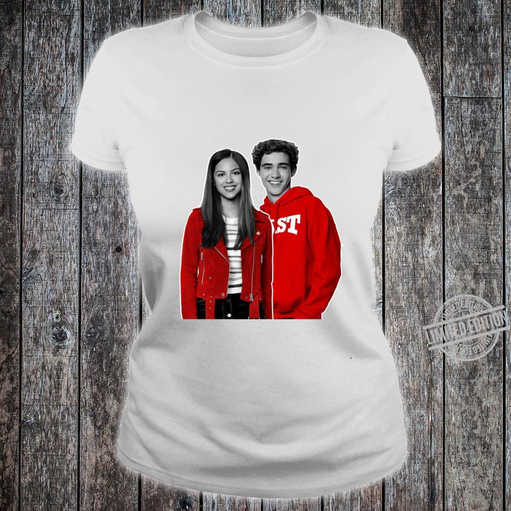 Ricky and Nini HSMTMTS Shirt ladies tee