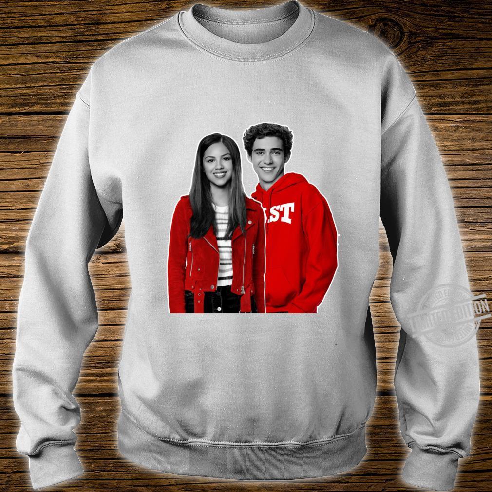 Ricky and Nini HSMTMTS Shirt sweater