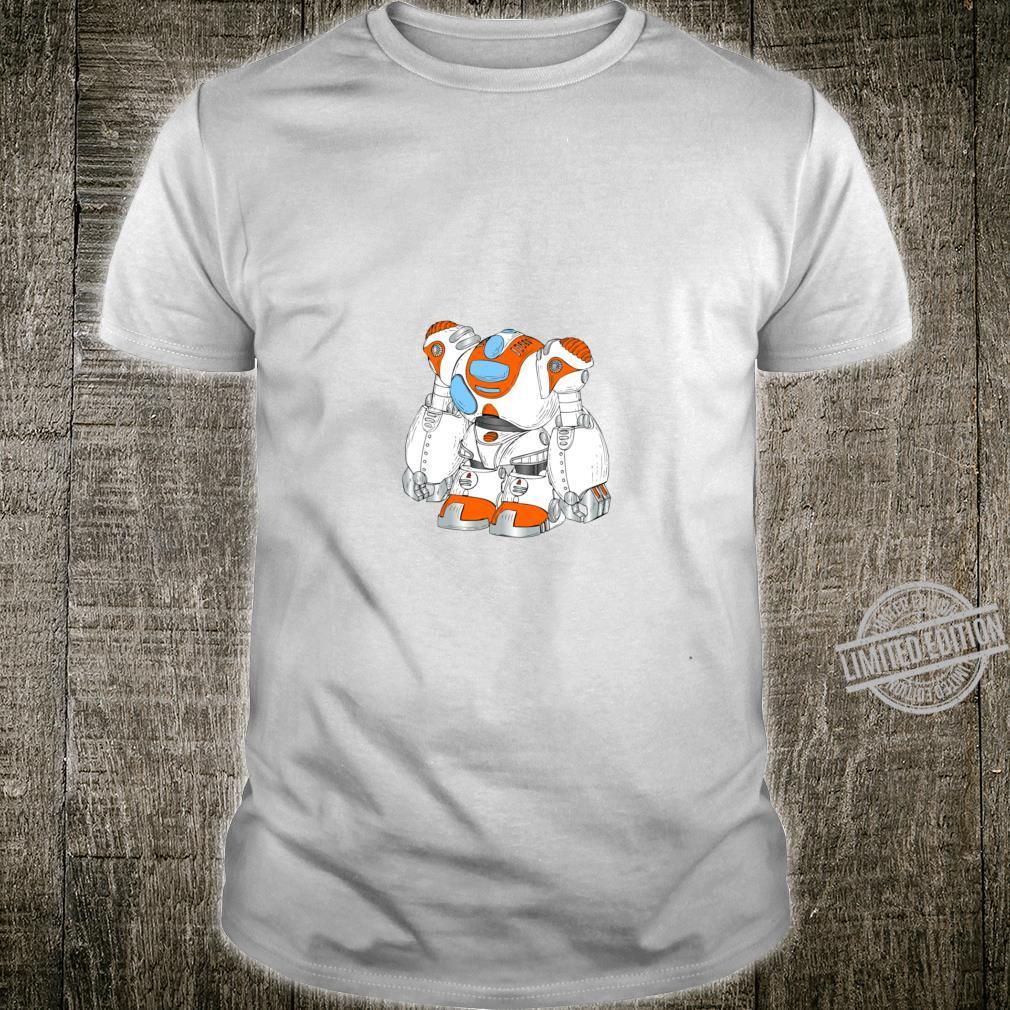 Robotic Awesome Design Shirt