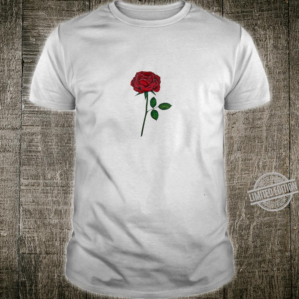 Rose Witchcraft The Witch Vintage Gothic Shirt