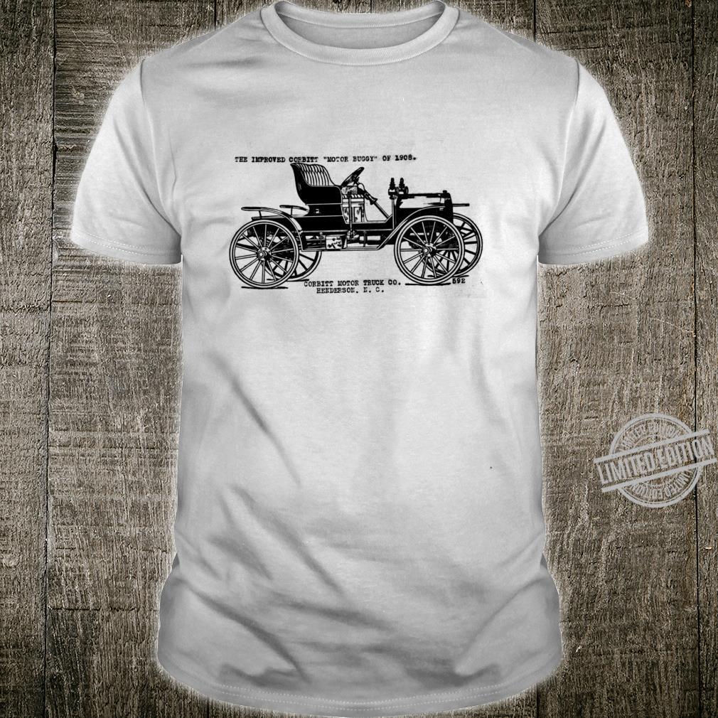 The Improved Corbitt Motor Buggy of 1908 Henderson, NC Shirt
