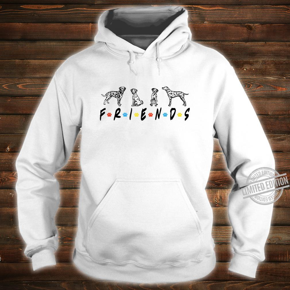 The One With The Dalmatians Friends, Dalmatian Dog Shirt hoodie