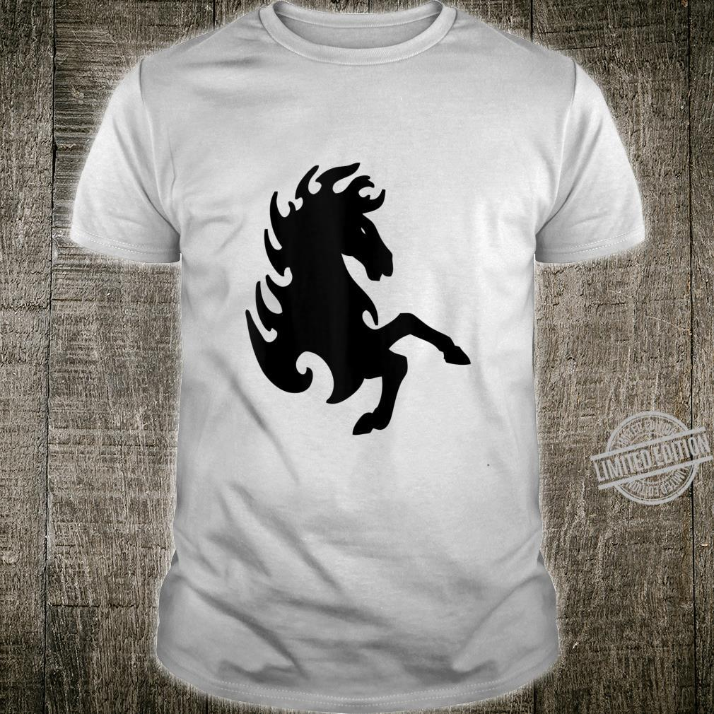 The Wild Horse Rebels that can't be tamed . Shirt