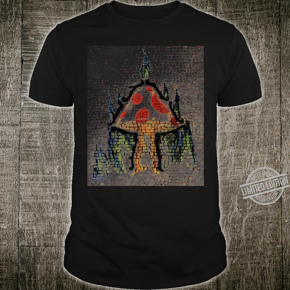 Trippy mushroom Shirt