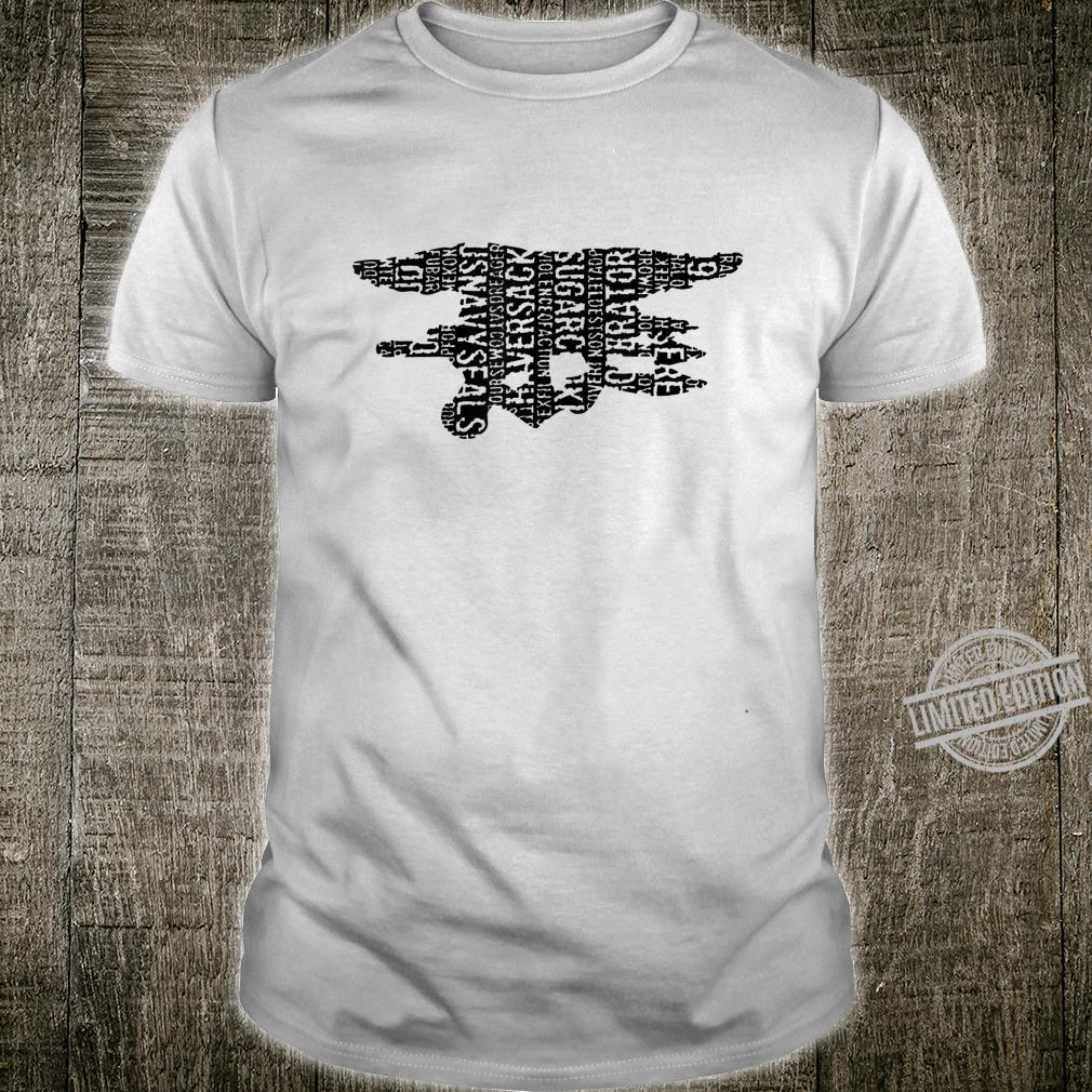 US Navy SEAL trident by Langley Six Shirt