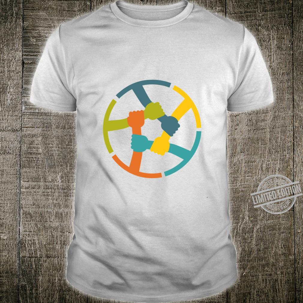 Unity design for redbubble Slim Fit Shirt