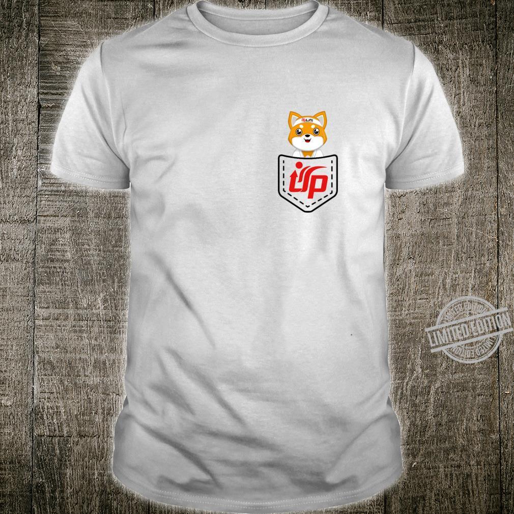 UpLift Martial Arts pocket logo updog Shirt