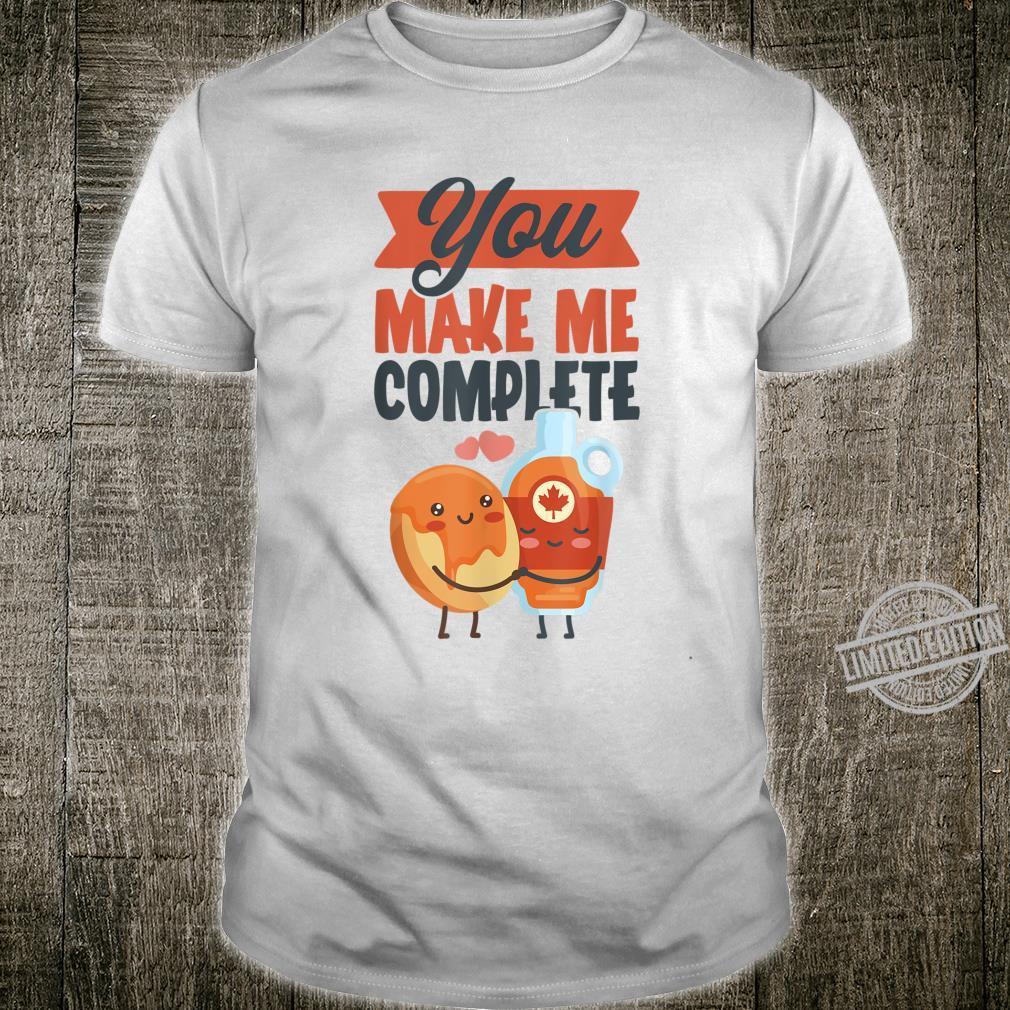 Valentine's Day Couple Girlfriend Boyfriend Love Shirt