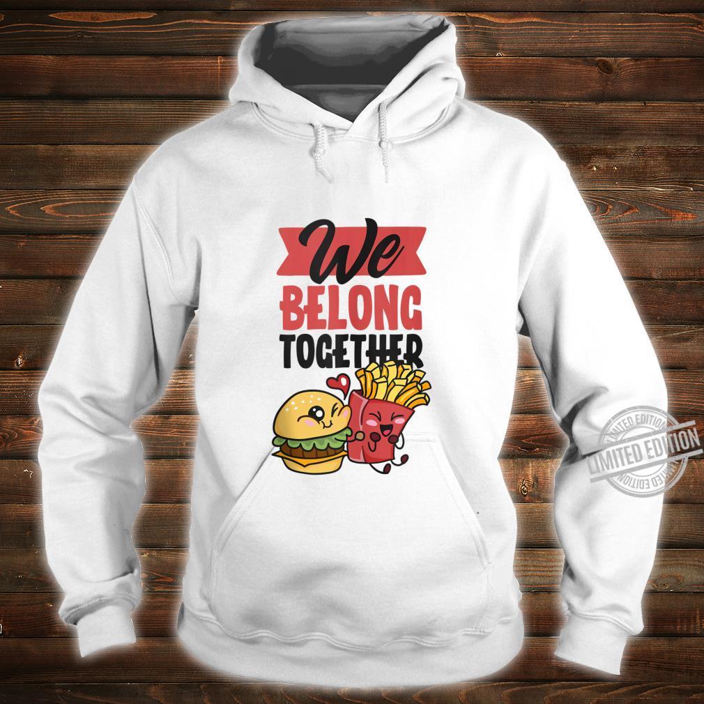 Valentine's Day Couple Love Girlfriend Boyfriend Shirt hoodie
