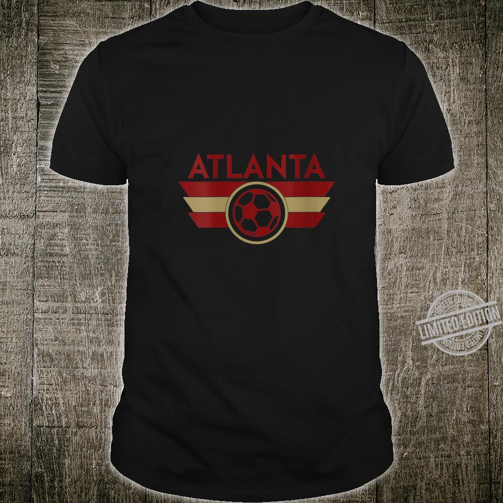 Womens Atlanta Soccer Jersey Style United Football Shirt