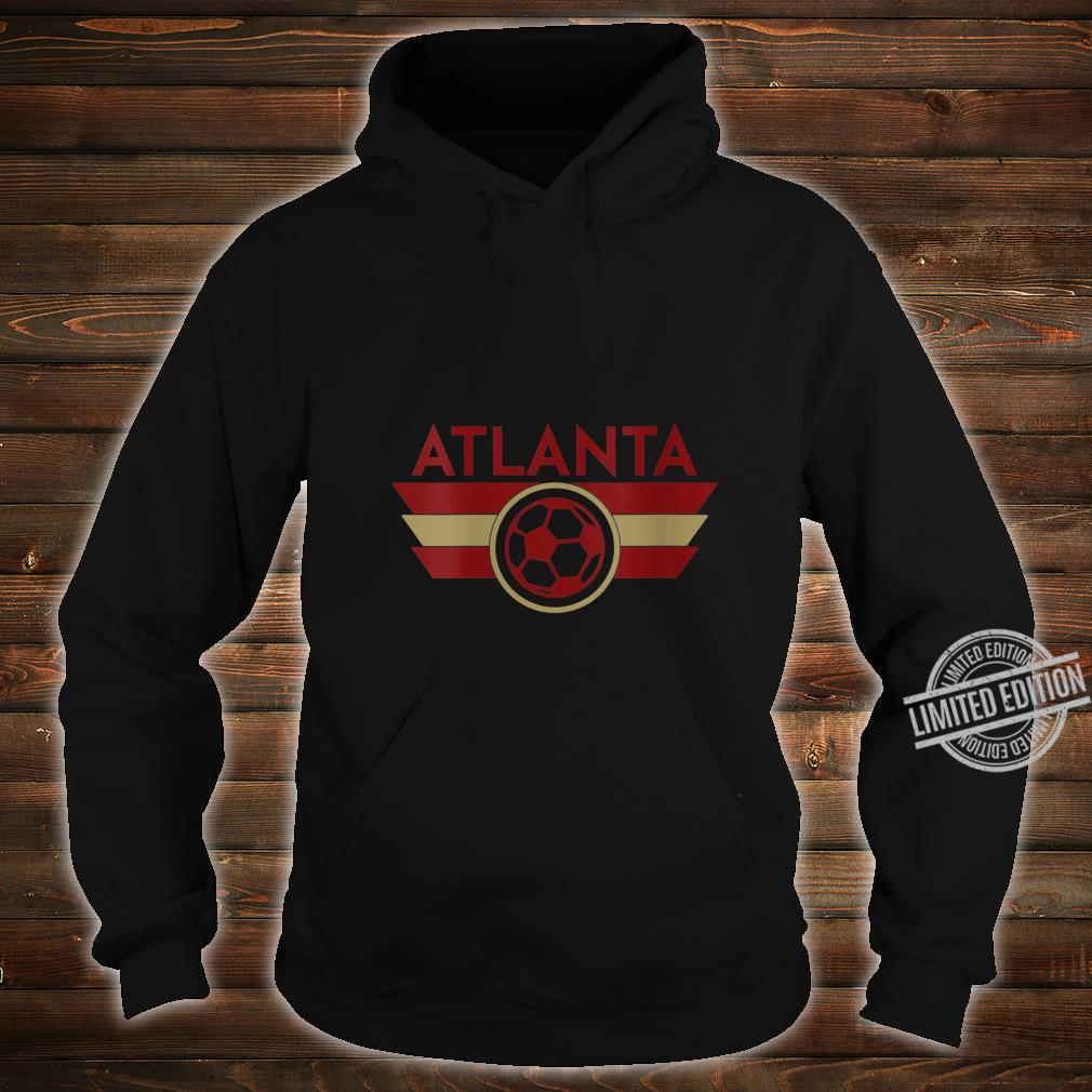 Womens Atlanta Soccer Jersey Style United Football Shirt hoodie