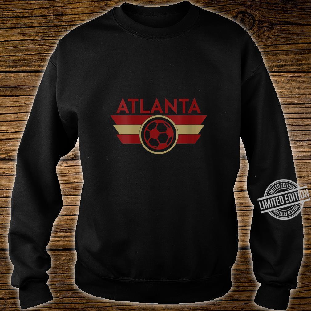 Womens Atlanta Soccer Jersey Style United Football Shirt sweater